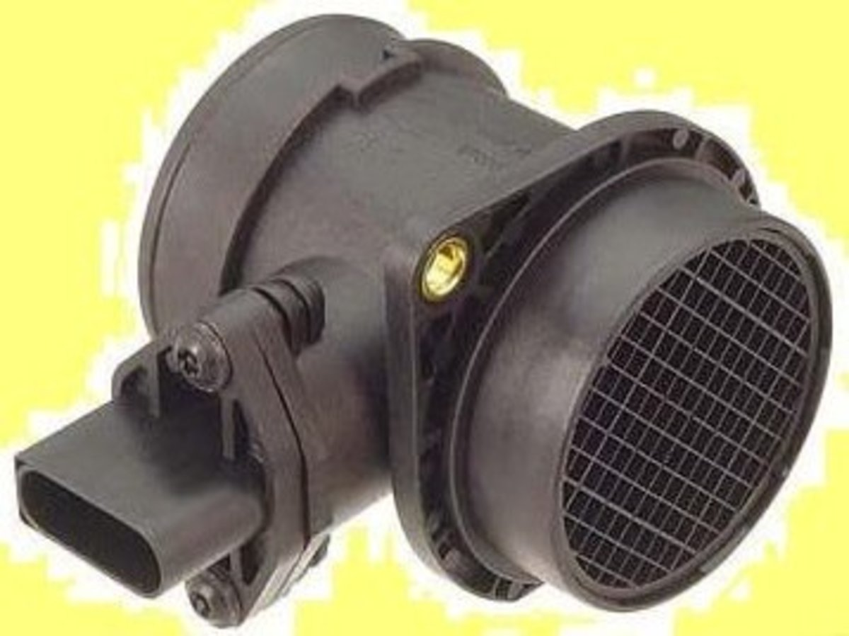 Mass airflow (MAF) sensor
