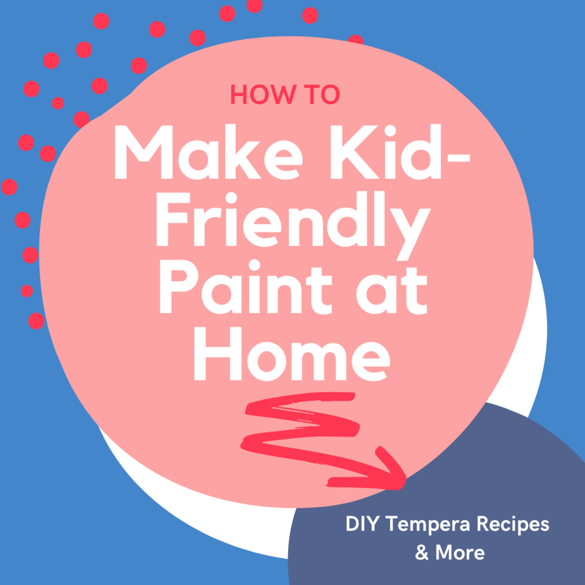 Use these DIY recipes to get creative with your children.