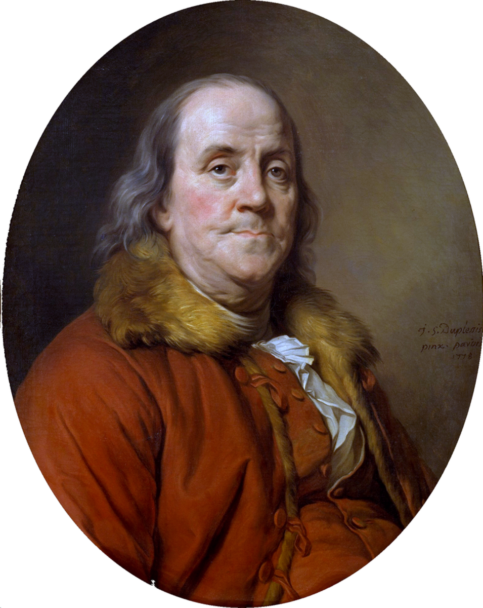Benjamin Franklin: Founding Father, Entrepreneur, and Scientist
