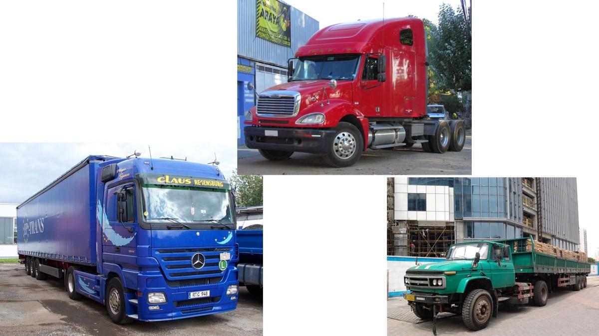 Top 7 Fastest Semi-Trucks in the World