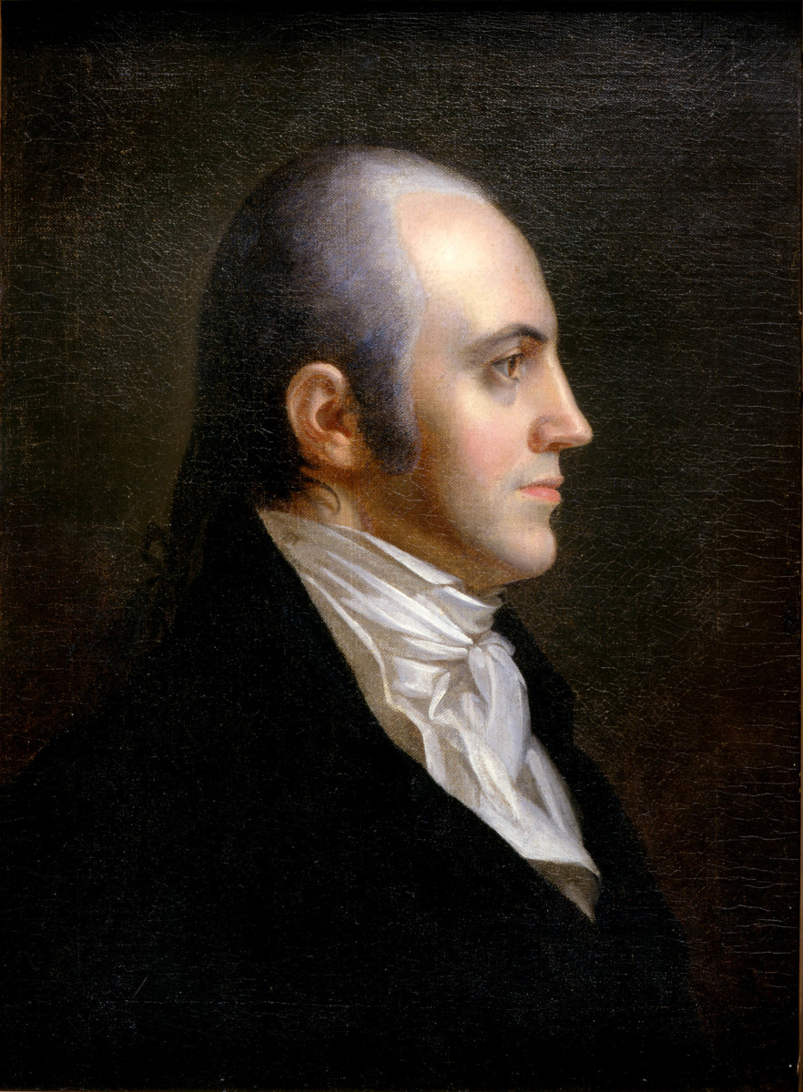 Aaron Burr Biography: Third Vice President of the United States