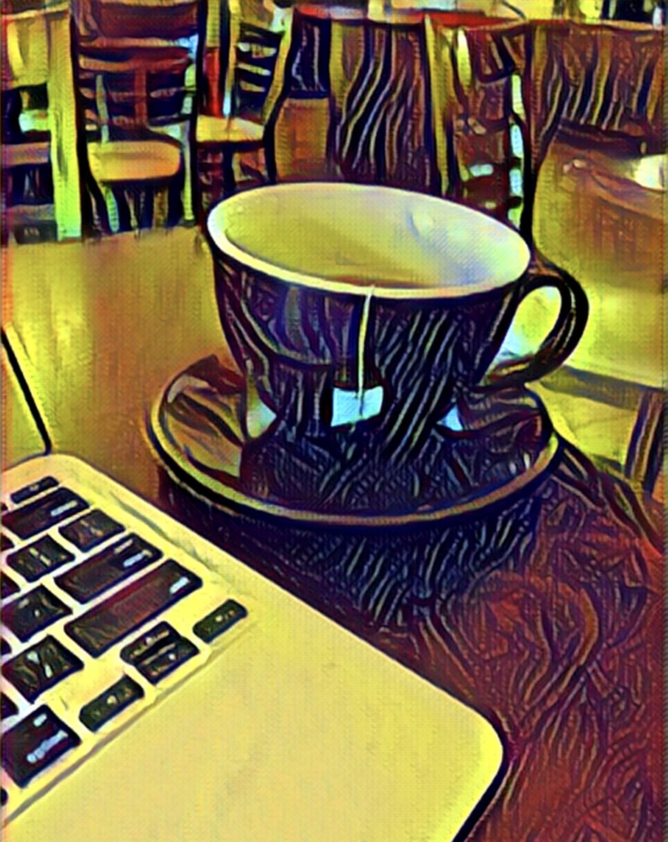 The Poetry of Tea (Four Short Poems)