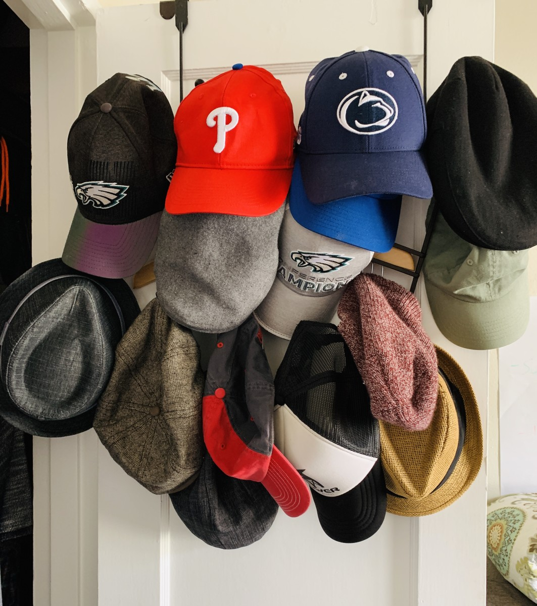 Poem: A Man with Many Hats