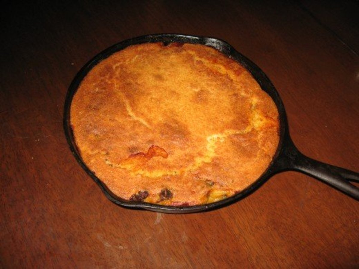 Homemade Cornbread