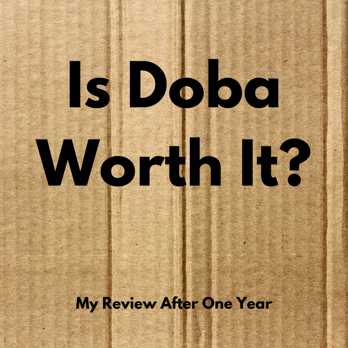 Doba Review: What I Think After a Full Year of Use