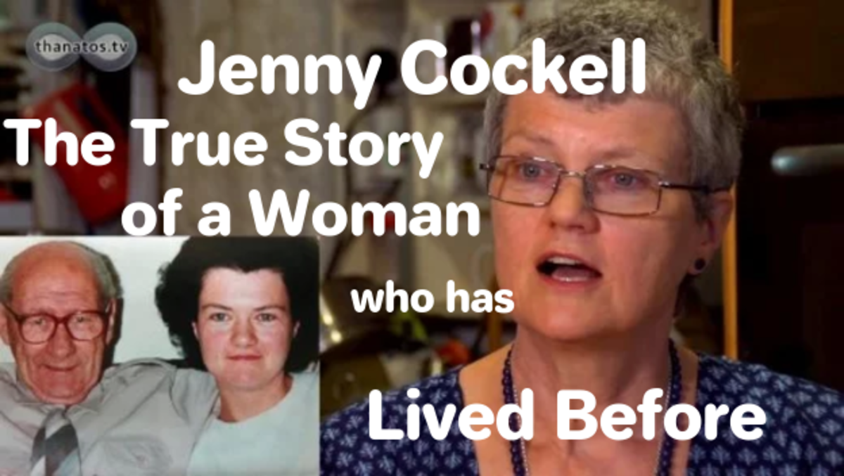 Jenny Cockell: The True Story of a Woman Who Has Lived Before