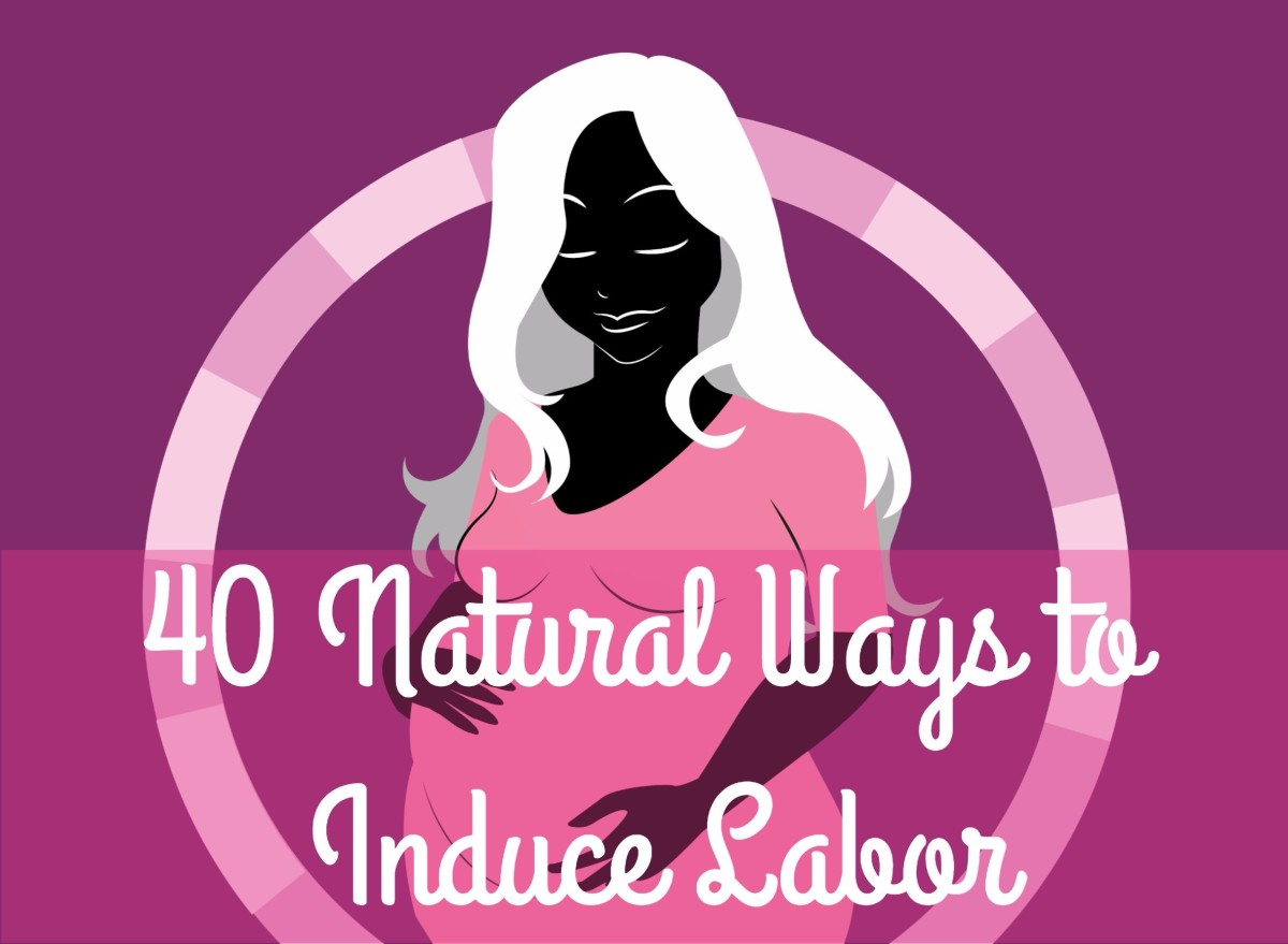 40 Natural Ways to Induce Labor