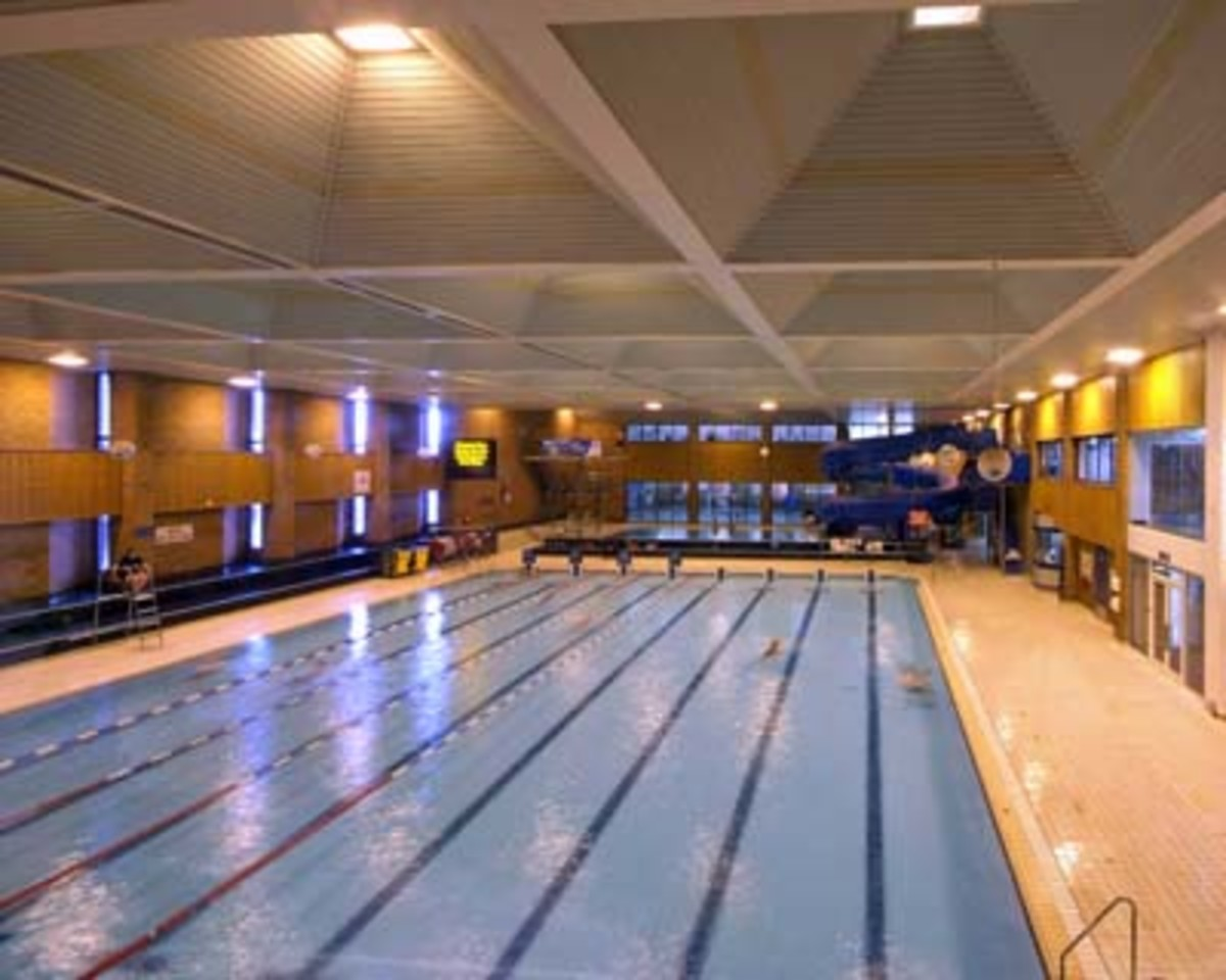 Gym Swimming Pool Etiquette