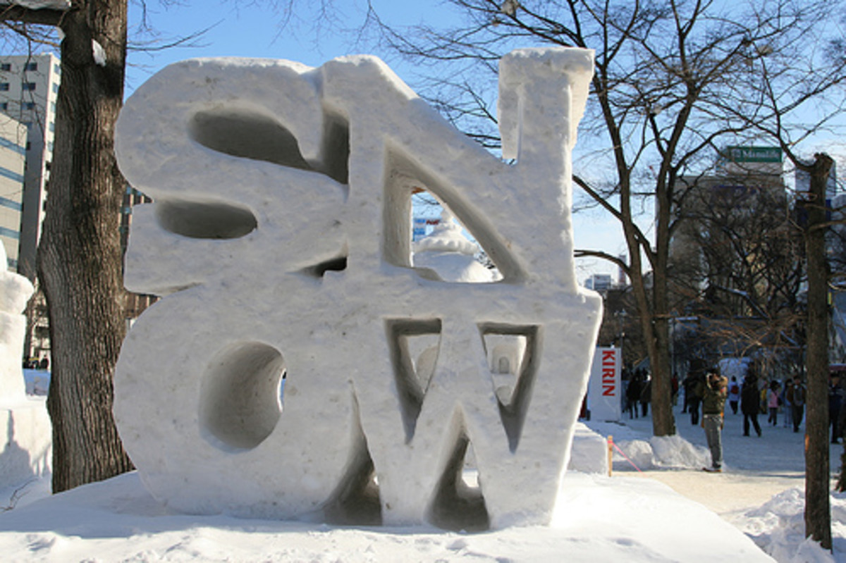 Snow Sculptures - Amazing Photo Gallery