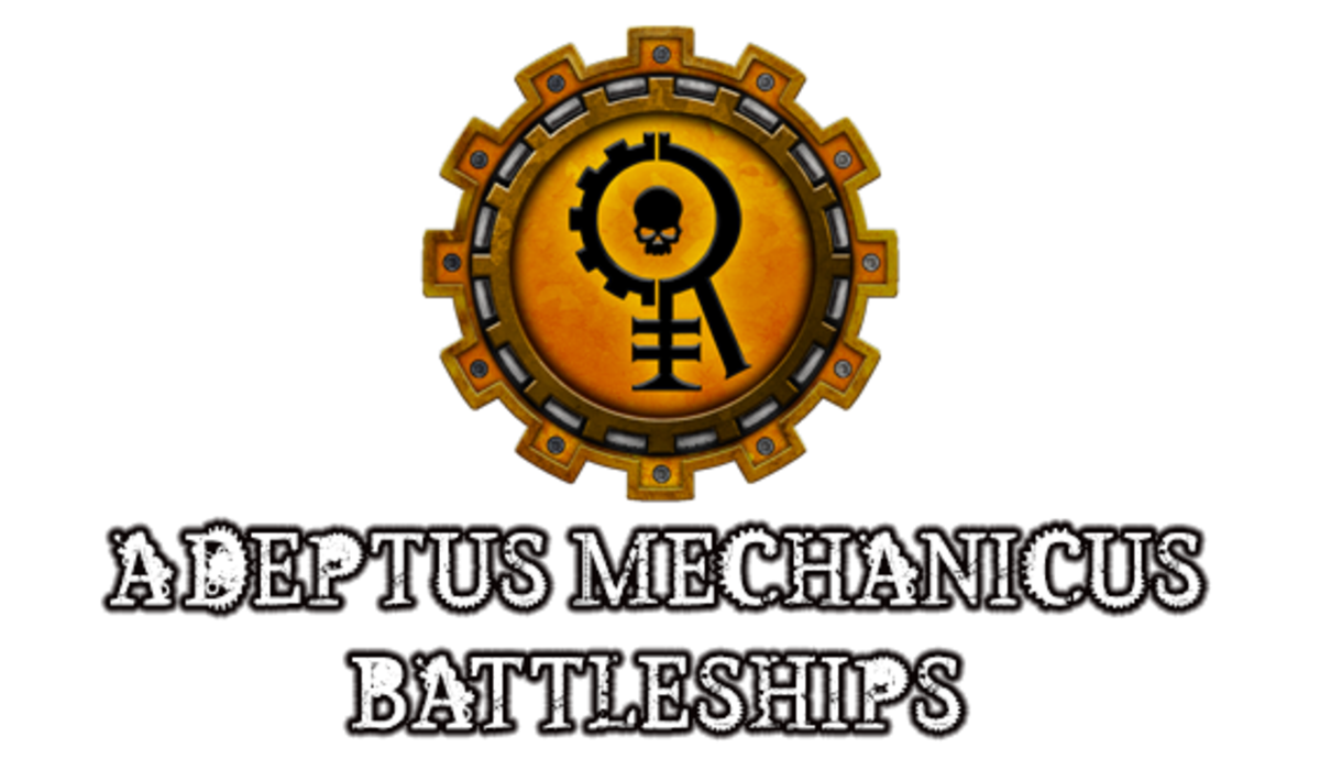 """Battlefleet Gothic: Armada II"" - Adeptus Mechanicus Battleships [Advanced Ship Guide]"