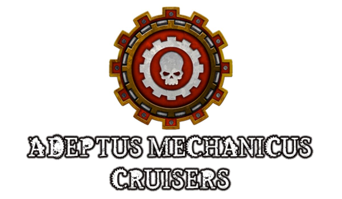 """Battlefleet Gothic: Armada II"" - Adeptus Mechanicus Cruisers [Advanced Ship Guide]"