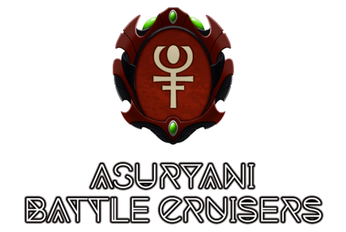 """Battlefleet Gothic: Armada II"" - Asuryani Craftworld Battle Cruisers [Advanced Ship Guide]"
