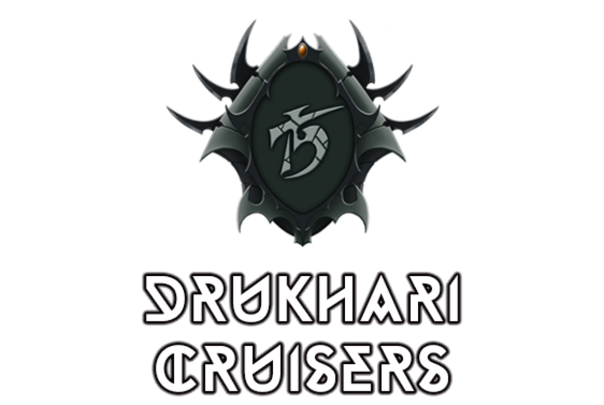 """Battlefleet Gothic: Armada II"" - Drukhari Raider Cruisers (Dark Eldar) [Advanced Ship Guide]"