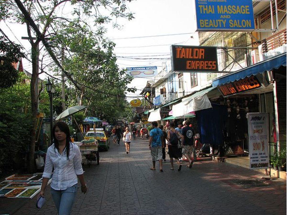 Soi Rambuttri: A Hidden Gem Near Khao San Road, Bangkok