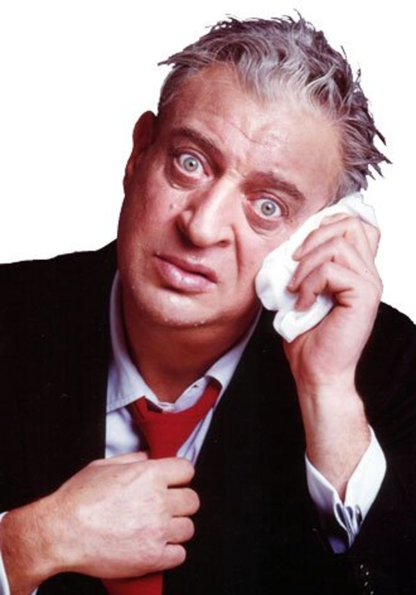 Rodney Dangerfield 1921 - 2004