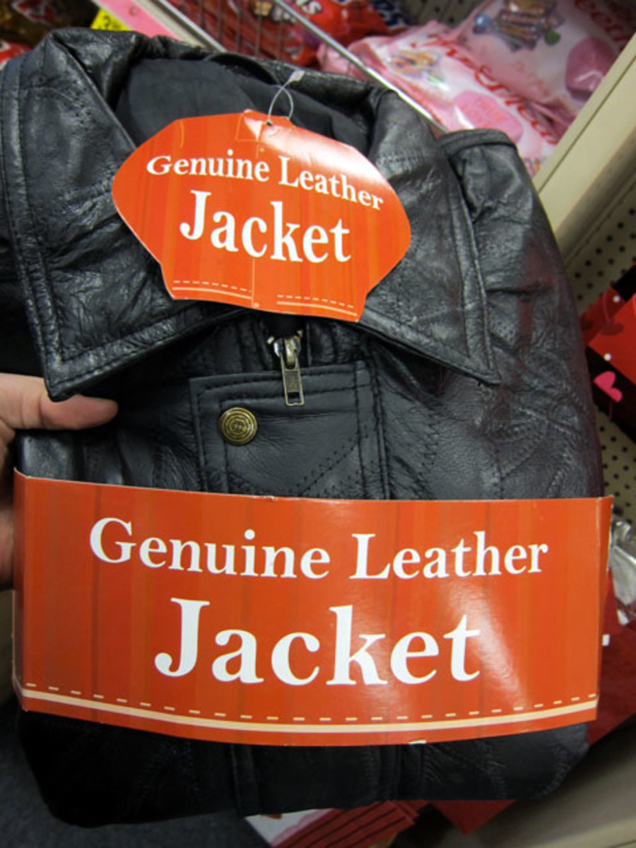 What Is Genuine Leather?