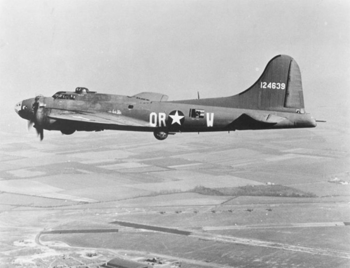 The WWII Bombing of Boise City in Oklahoma