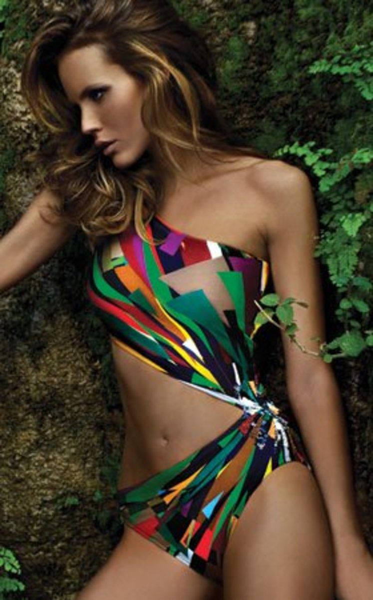 This suit was designed by an Israeli designer and is now popular around the world.