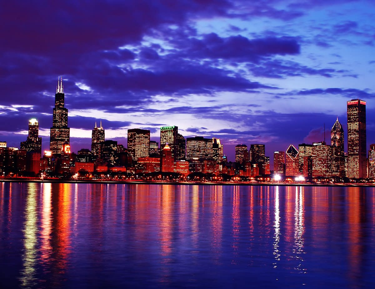 The History of Chicago, Illinois
