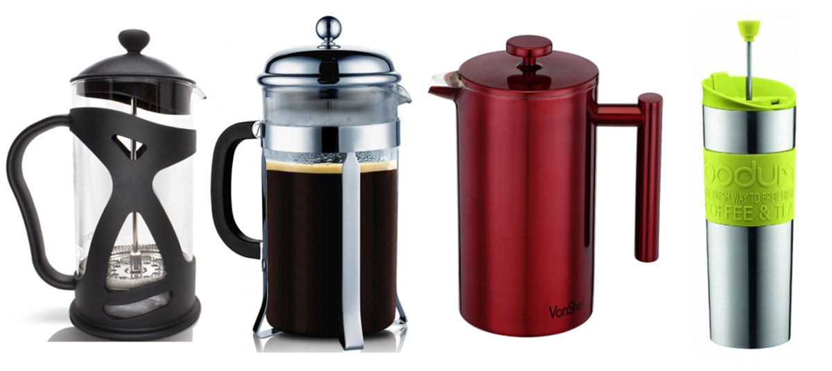 Some of the best French presses.