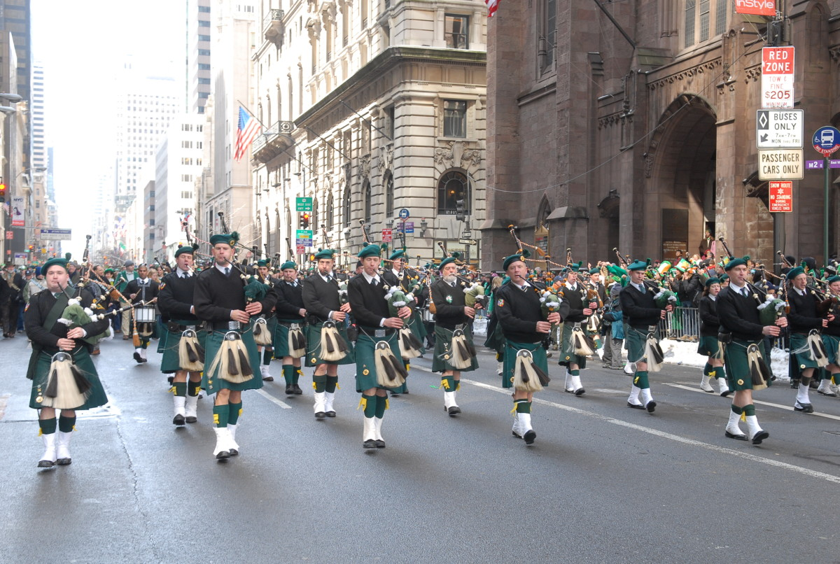St. Patrick's Day: True or False?