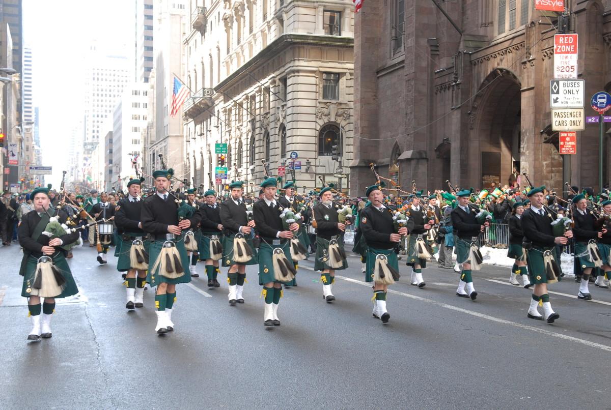 St. Patrick's Day: True or False?