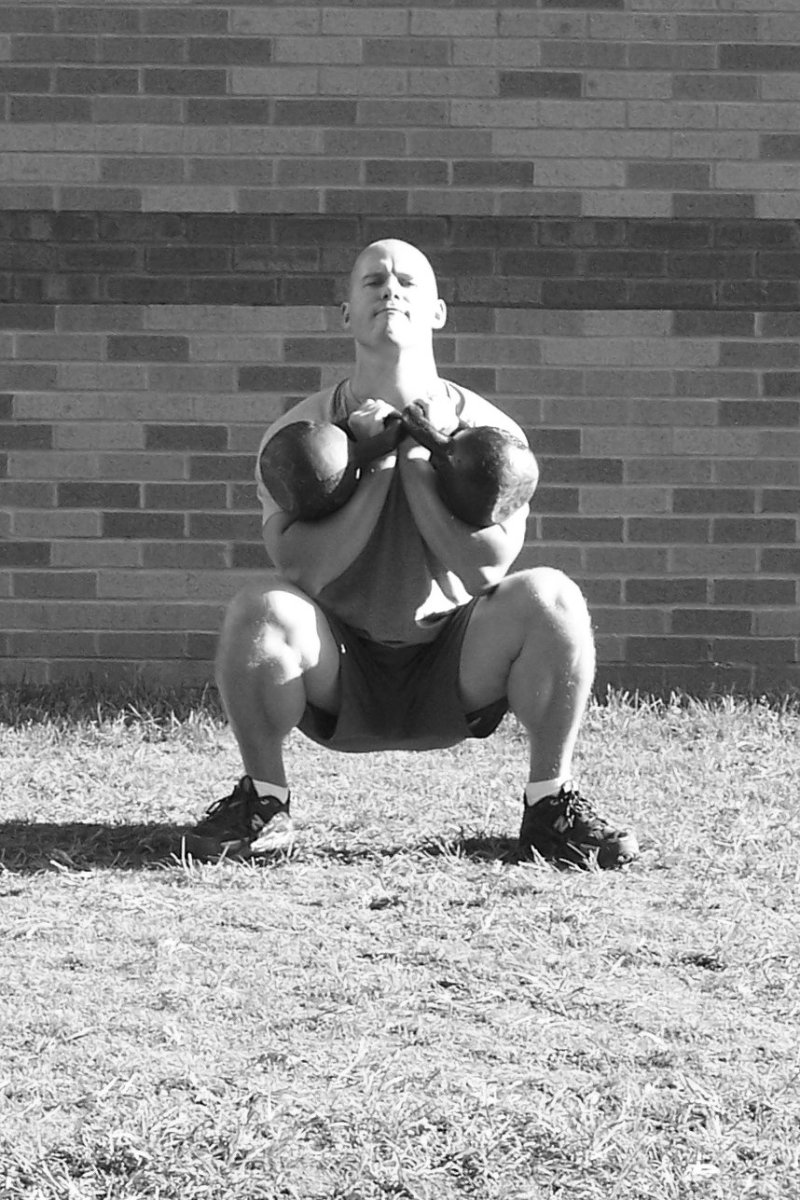 Kettlebell Workouts:  German Volume Training