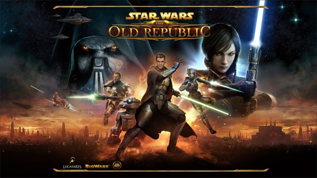 """Why I Stopped Playing """"Star Wars: The Old Republic"""""""
