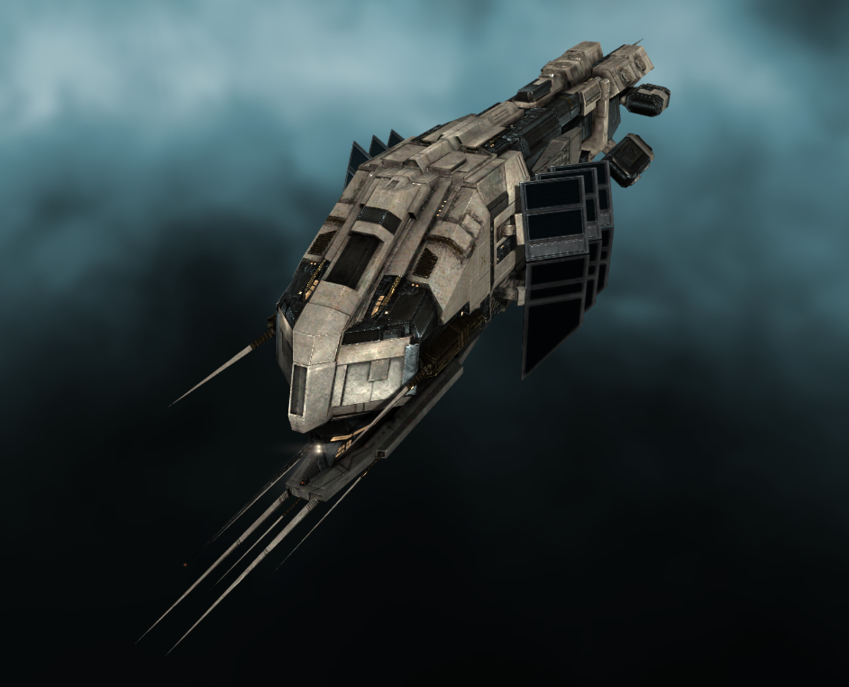 Nefantar Thrasher - EVE Online Ship Guide