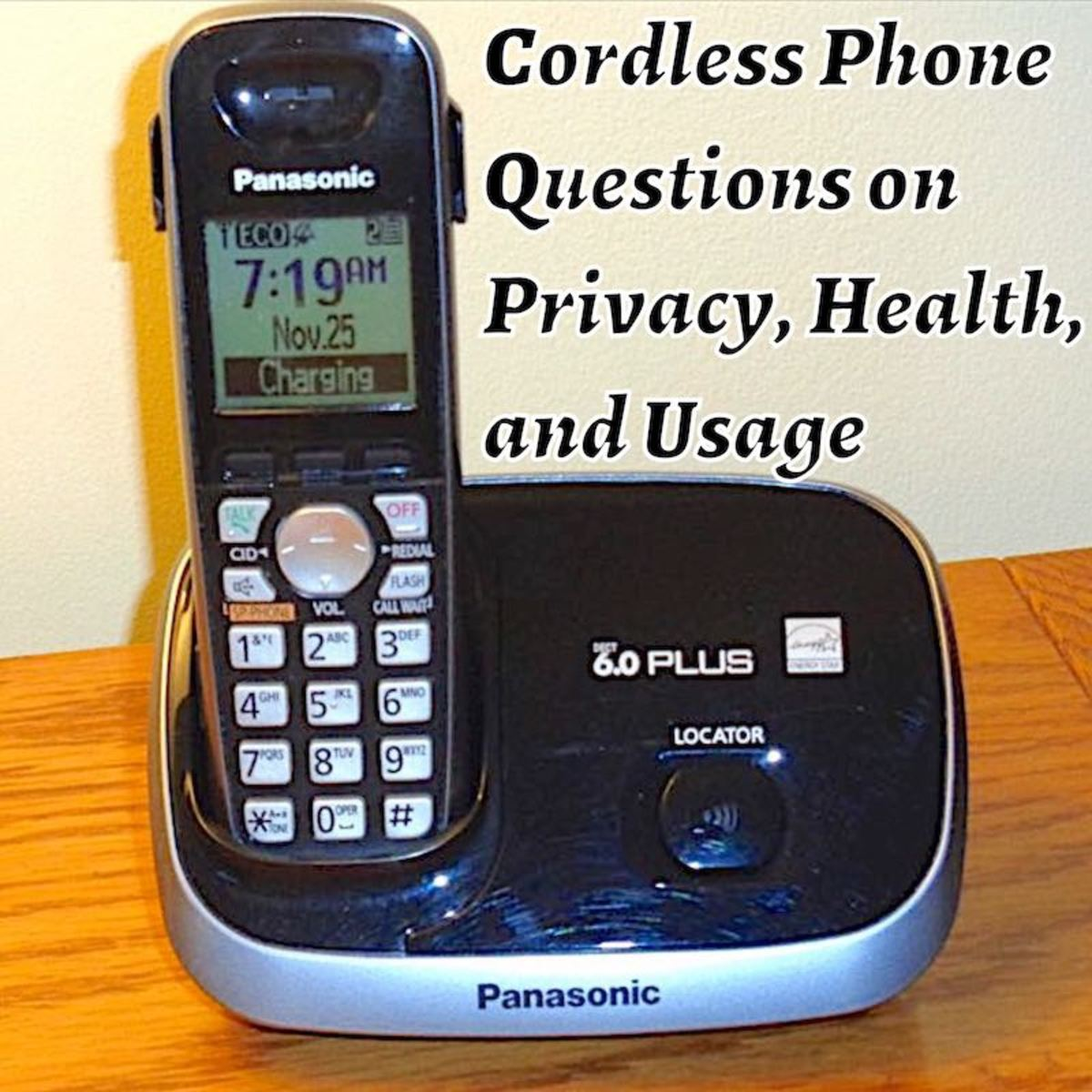 Cordless Phone Questions on Privacy, Health, and Usage