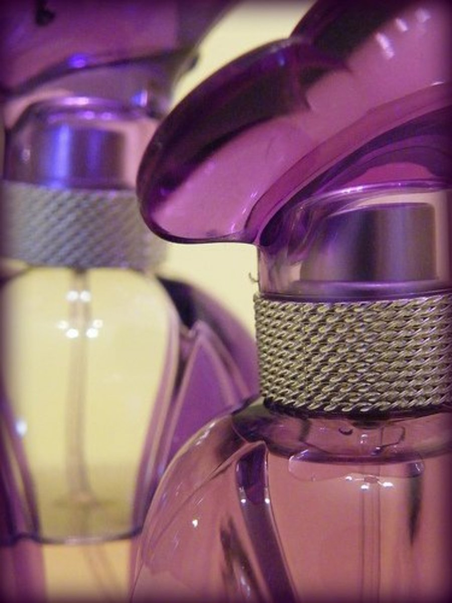 Choosing The Perfect Perfume For Your Personality