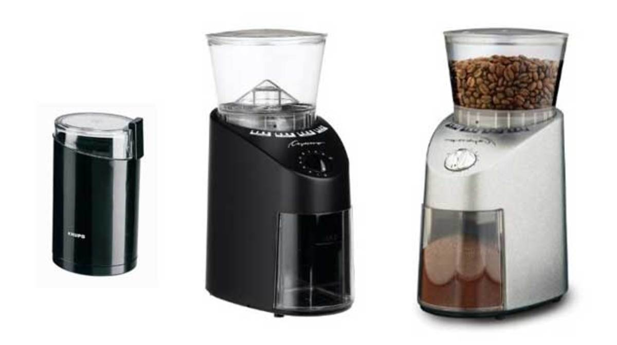 Do you need a blade, burr or conical burr grinder?