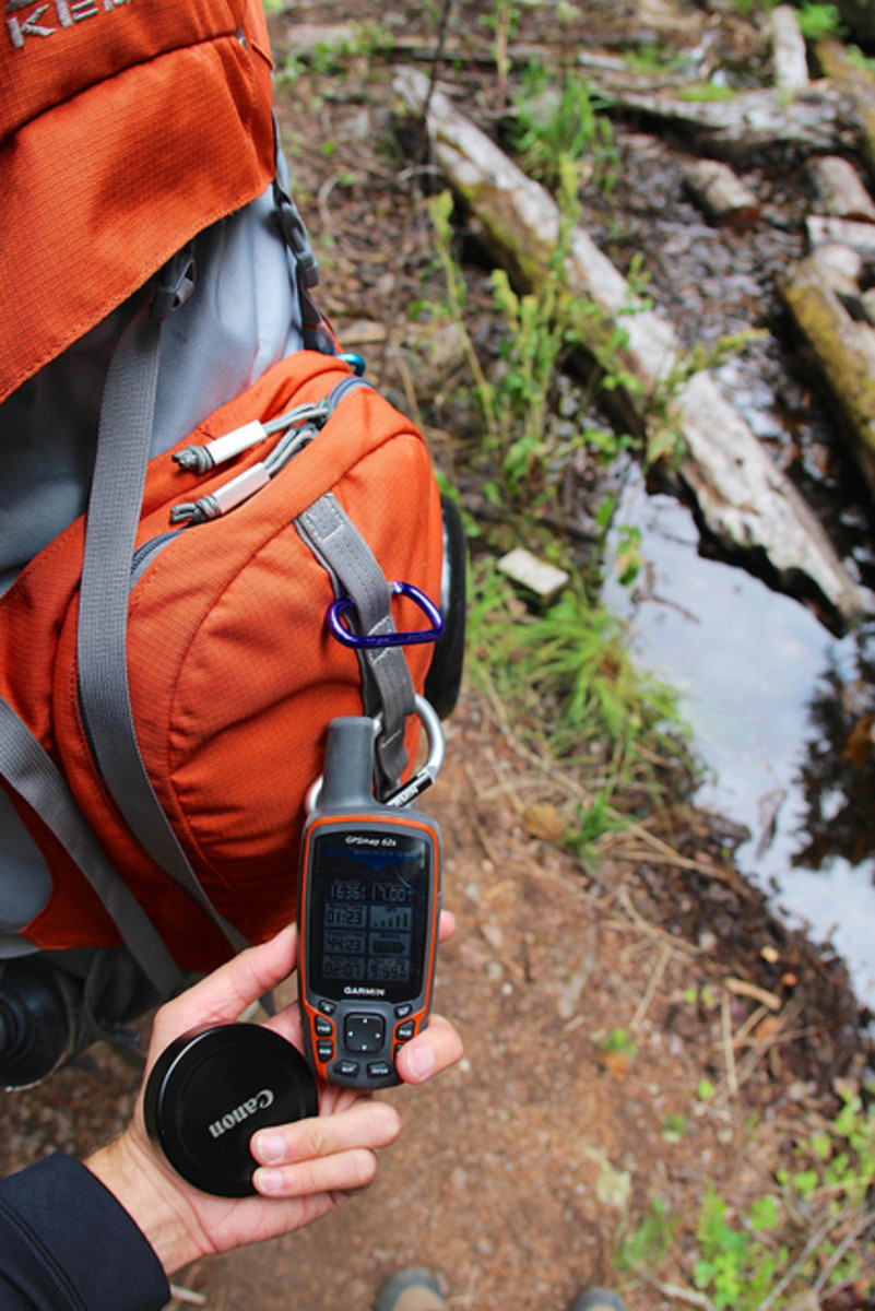 Stay Safe With a GPS for Hiking
