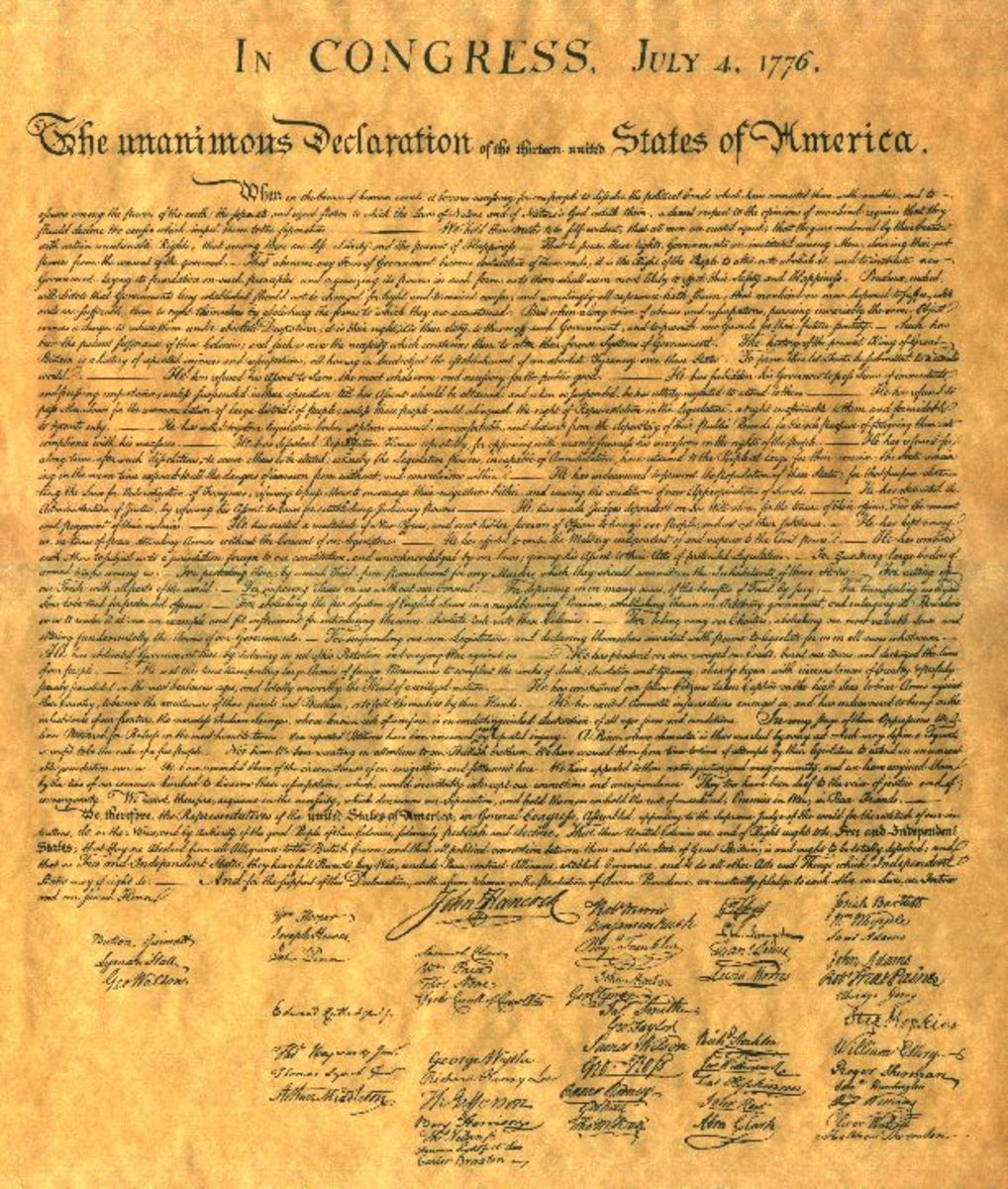 the colonies was the declaration of independence justified  the declaration of independence