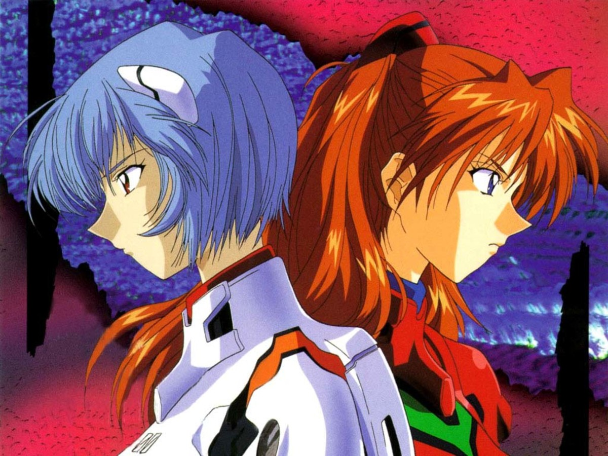 Character Discussion: Asuka and Rei