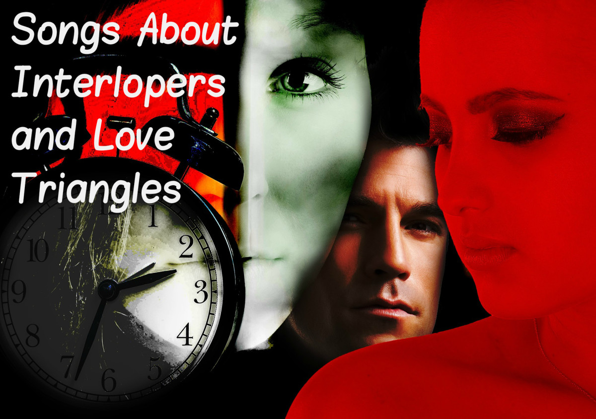 Leave Your Lover for Me Playlist:  87 Songs About Interlopers and Love Triangles