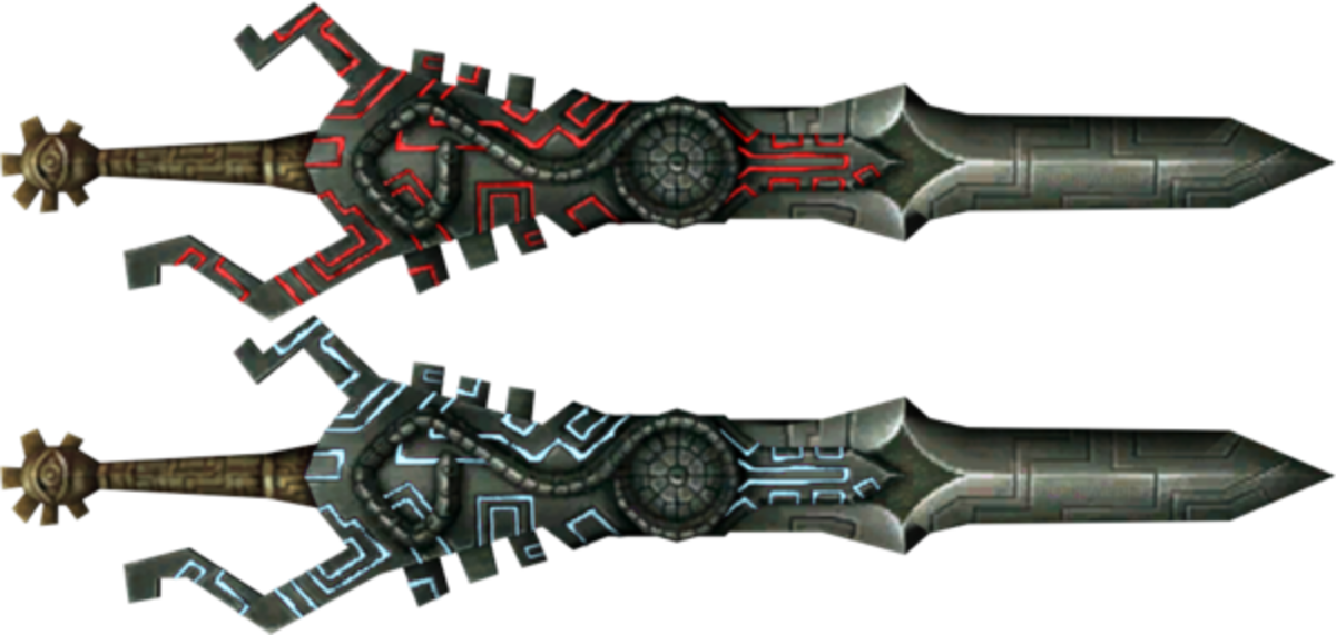 """Top 10 Swords in """"The Legend of Zelda"""""""