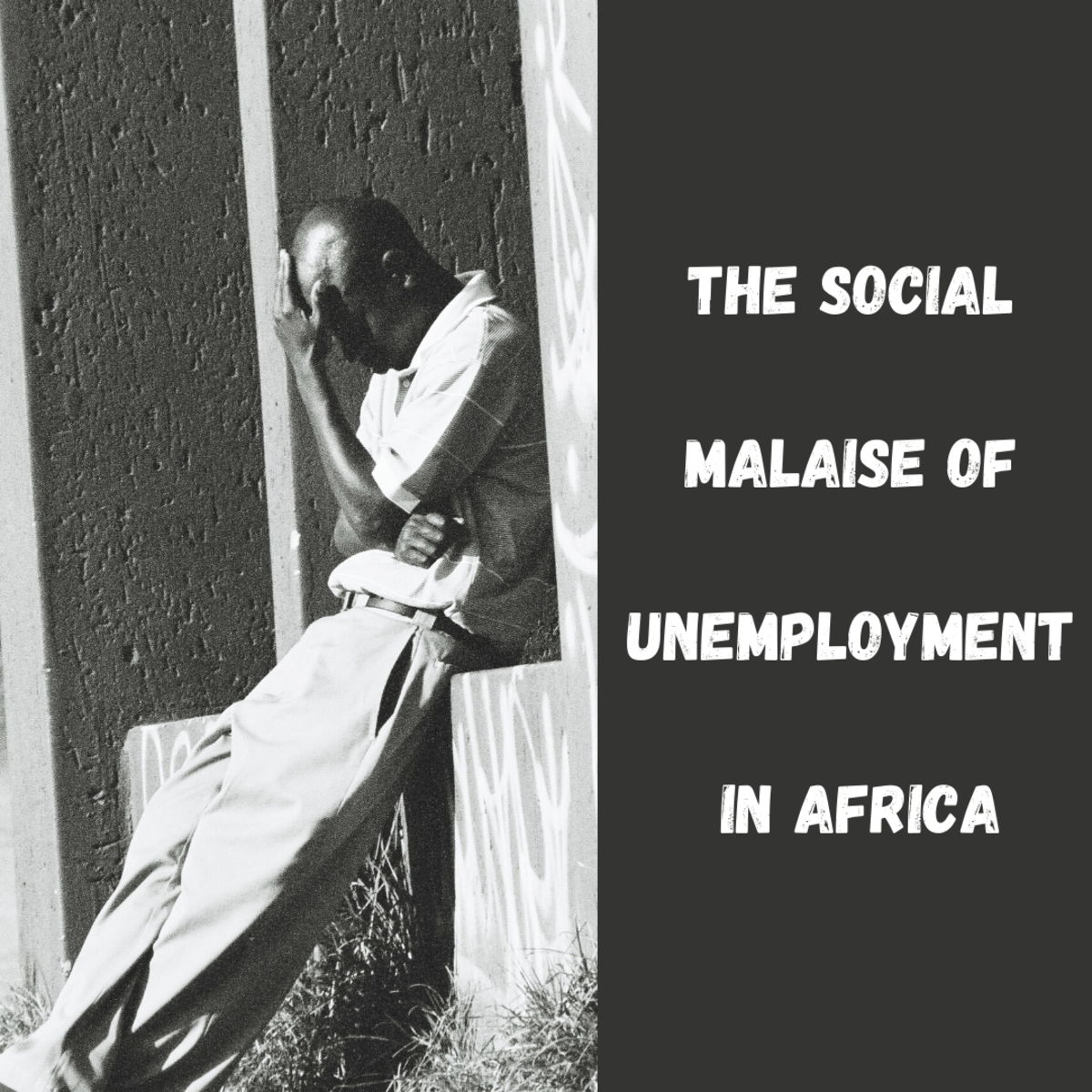 This article will explore how youth unemployment in Africa results in political instability.