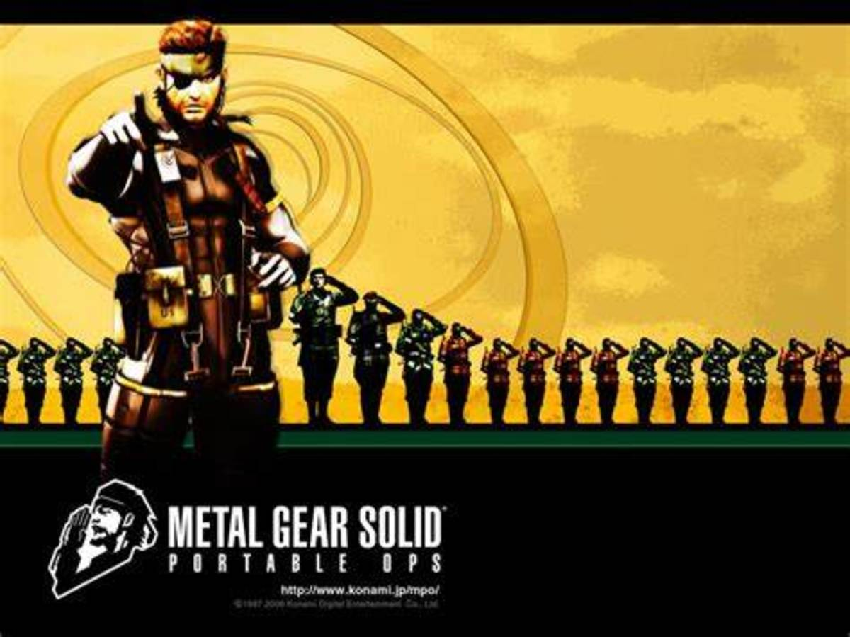 The Forgotten Metal Gear Solid Game: First Impressions