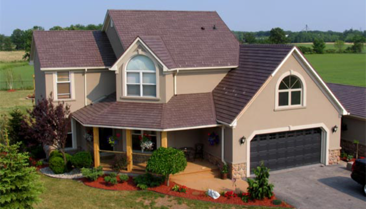 How to Choose the Color of Metal Roofing