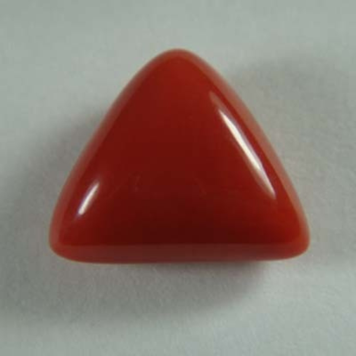Italian red coral is considered the finest quality coral and is believed to give the wearer courage and strength.