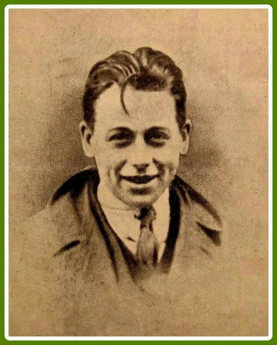 Kevin Barry was 18 when he was captured and executed during The Irish War of Independence