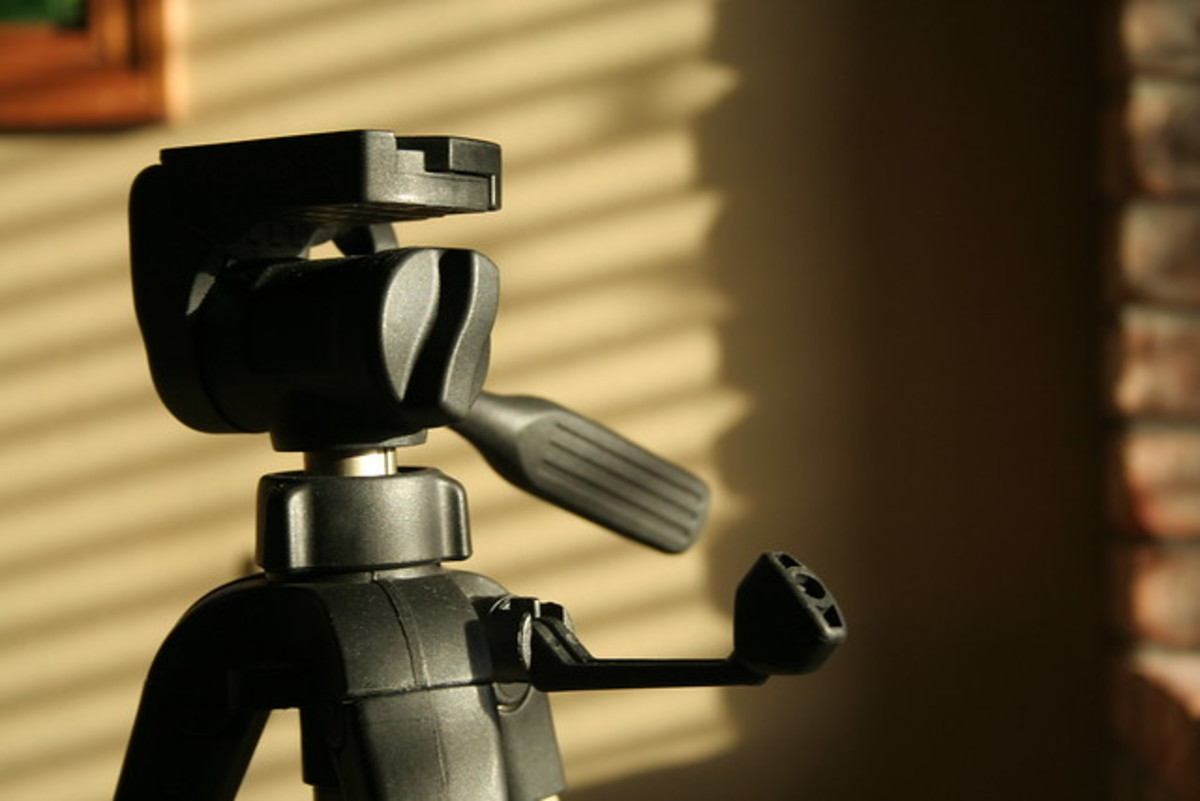 Finding the Right Tripods for Camcorders