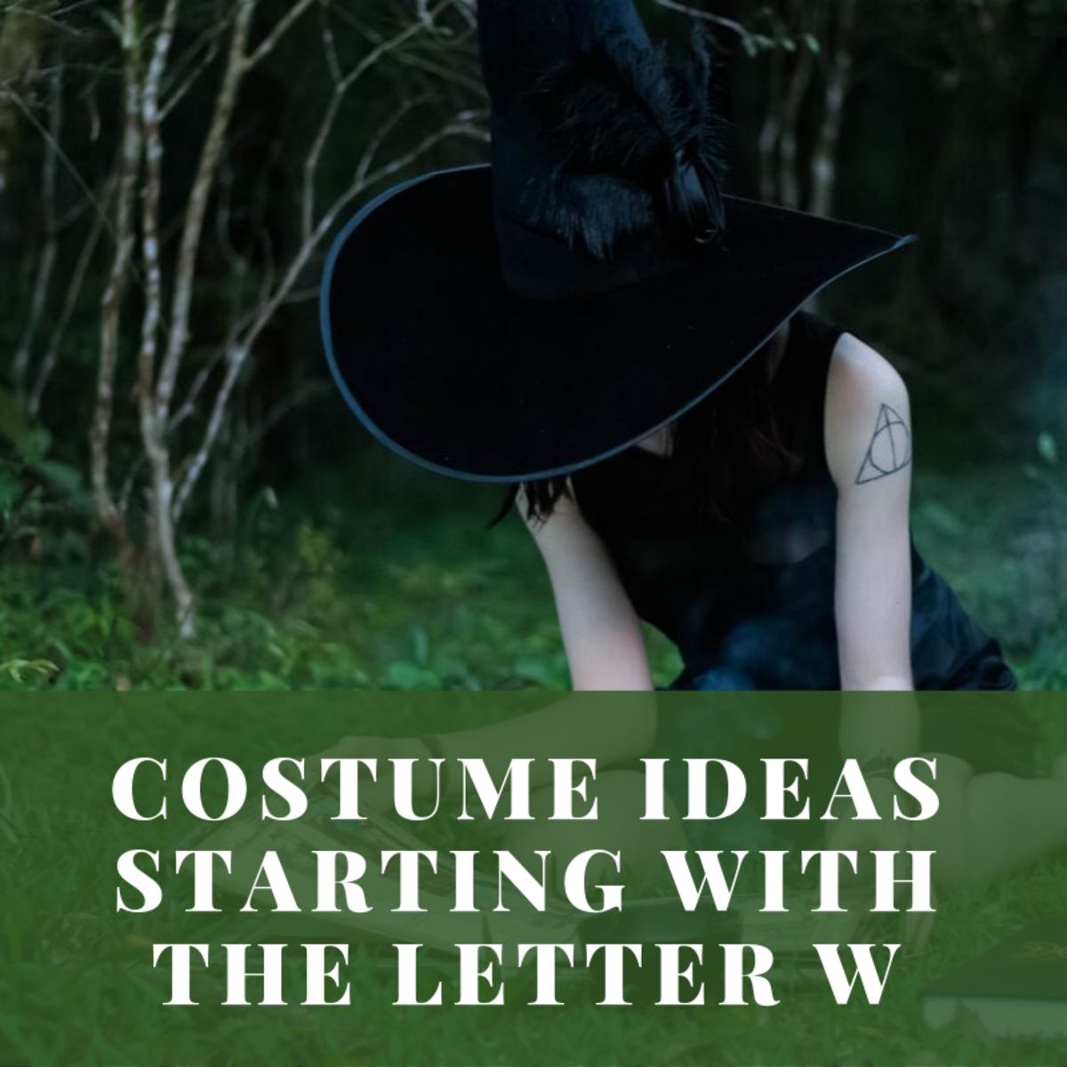 These costumes are great for Halloween or any costume party!