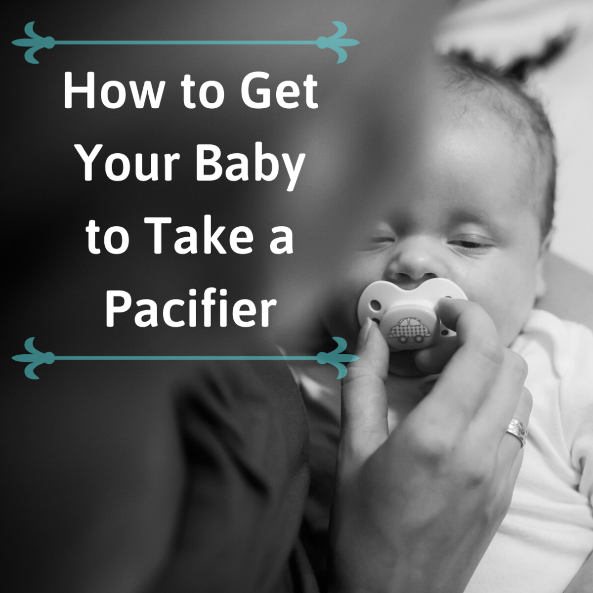 Why Won't My Baby Take a Pacifier or Dummy?