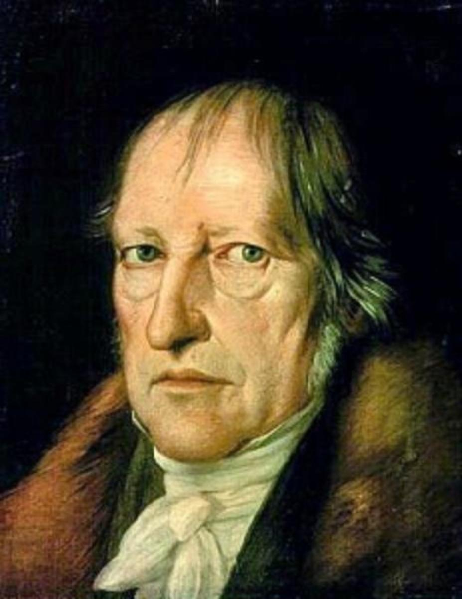 Hegel is considered the father of the dialectic philosophy