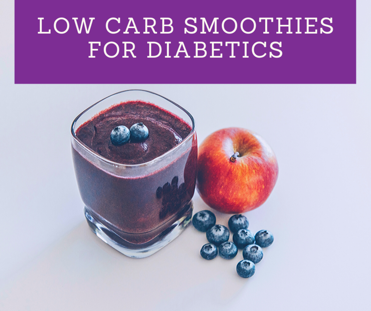 Low Carb Smoothies for Diabetics