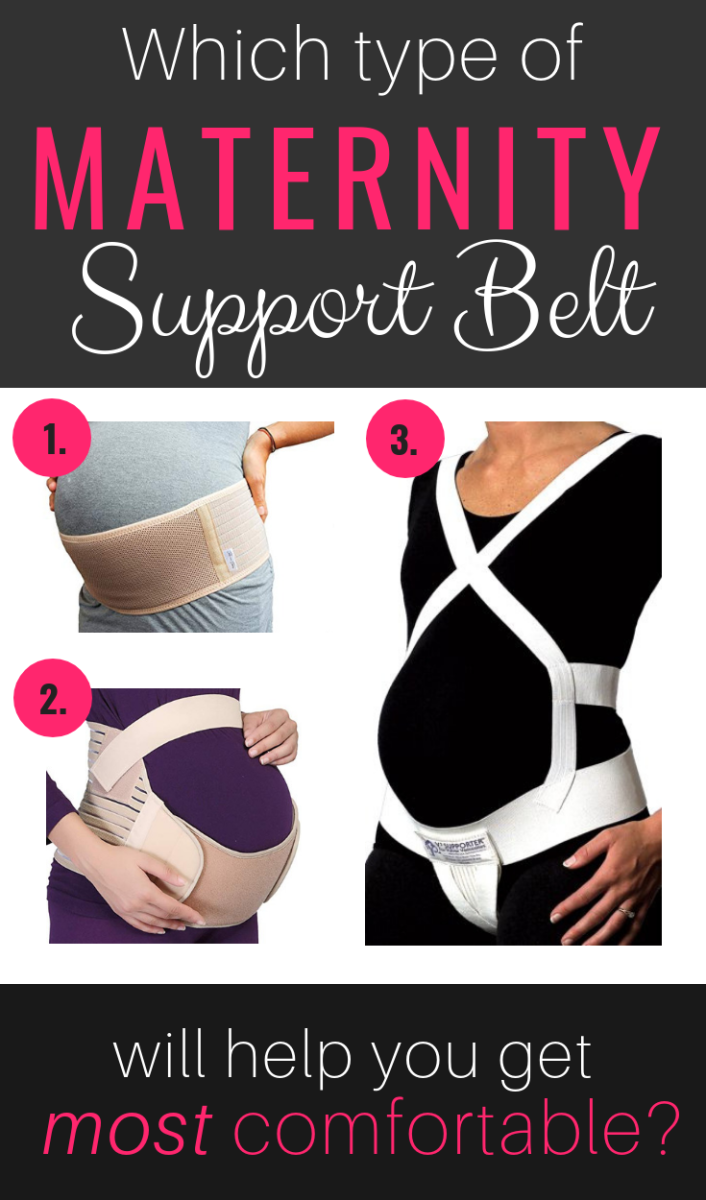 Which Type of Maternity Support Belt Is Best (and Most Comfortable)?