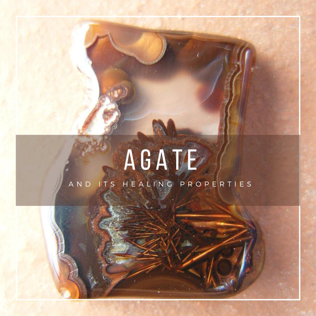 Seven Varieties of Agate and Their Healing Properties