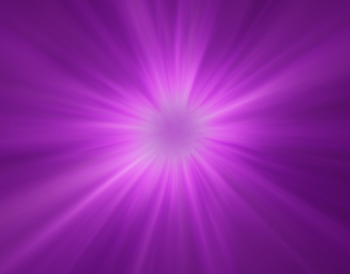 The Violet Flame's Healing Energy